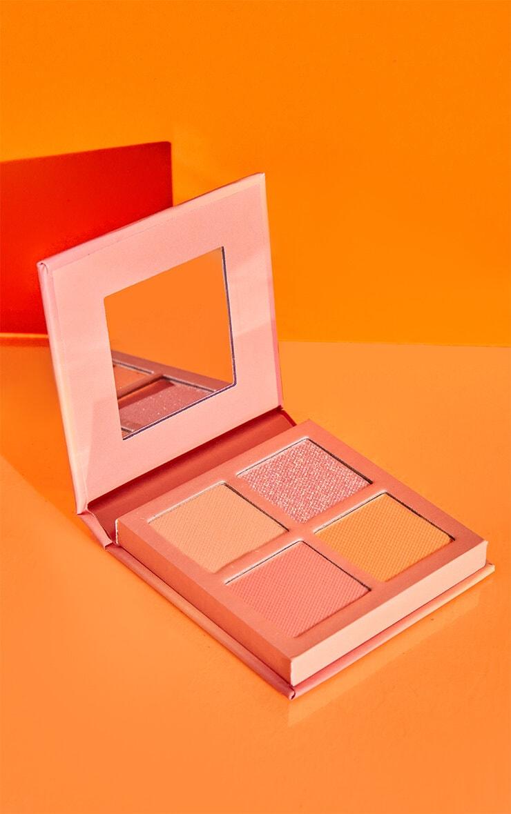 Makeup Obsession Blush Crush Palette Sweet as a Peach 1