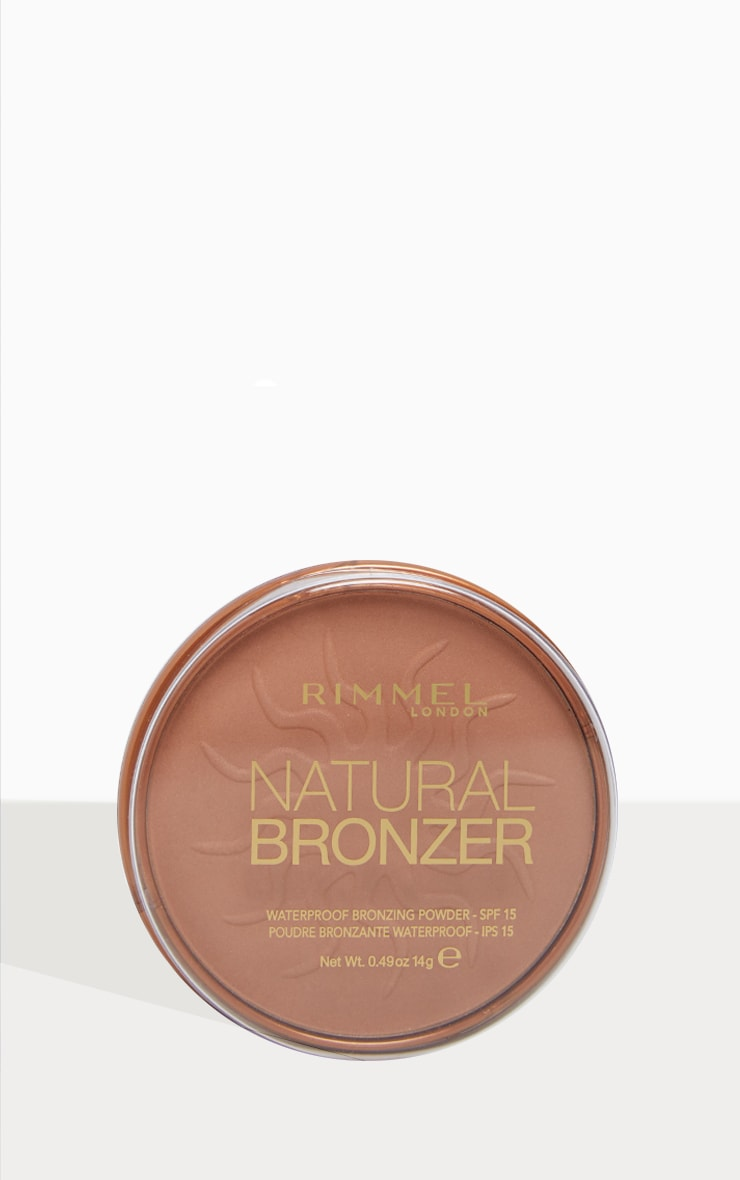 Rimmel Natural Bronzer Sunlight 1
