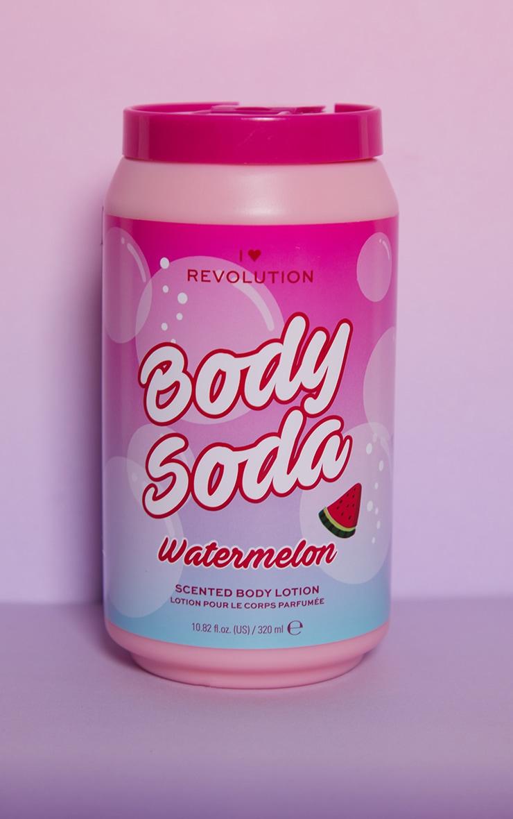 I Heart Revolution Tasty Body Lotion Soda Watermelon 1