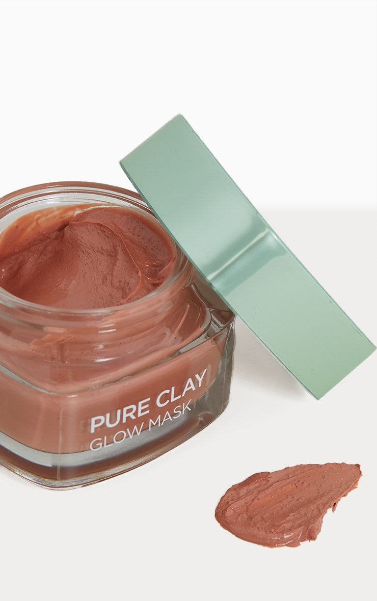 L'Oréal Paris Pure Clay Glow Mask 1