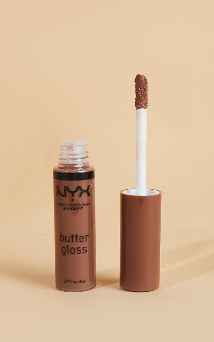 NYX Professional - Gloss à lèvres Butter Gloss - Cinnamon Roll 3