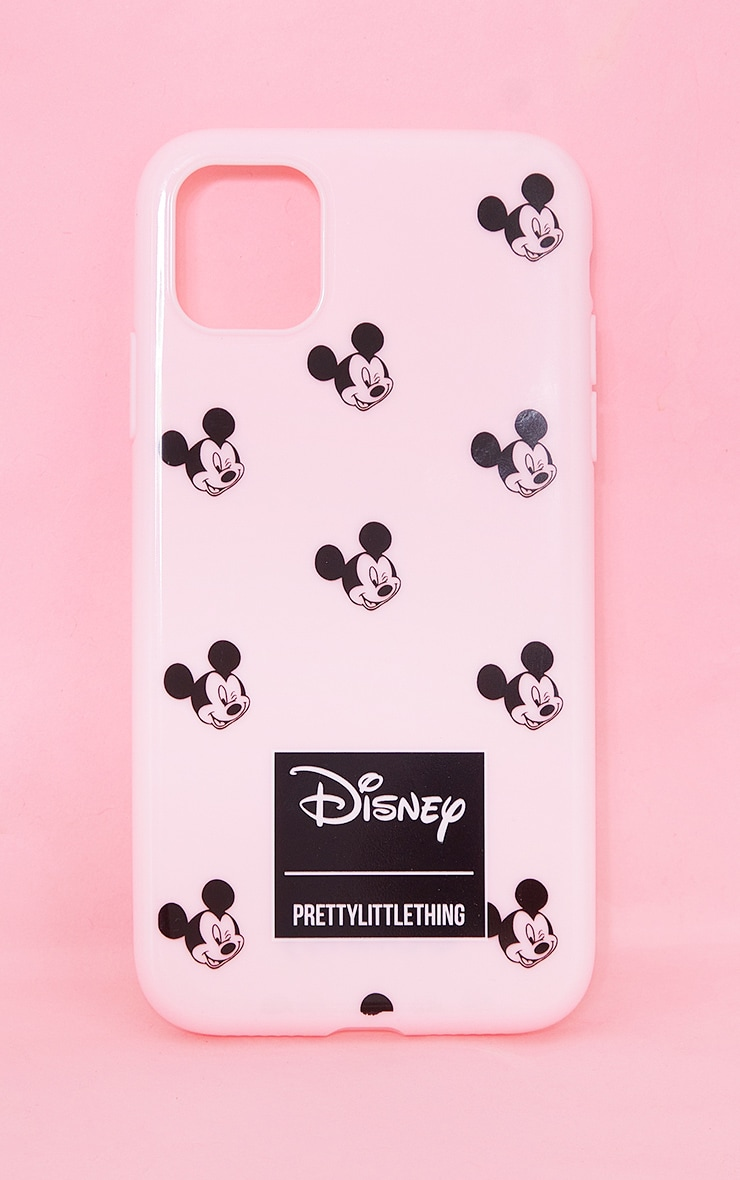 PRETTYLITTLETHING Pink Mickey Mouse iPhone 11 Case 2