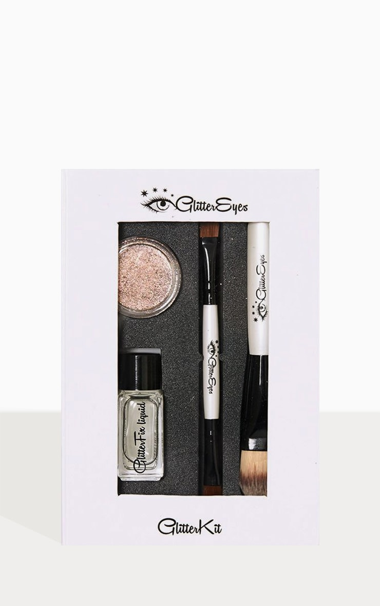 GlitterEyes Rose Gold Kit  2