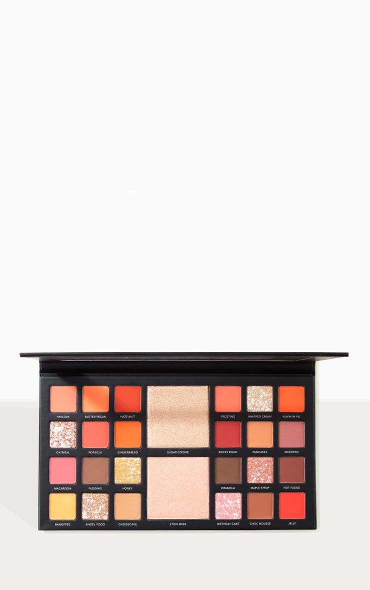 LaRoc PRO The Bakery Box Eyeshadow Palette 1