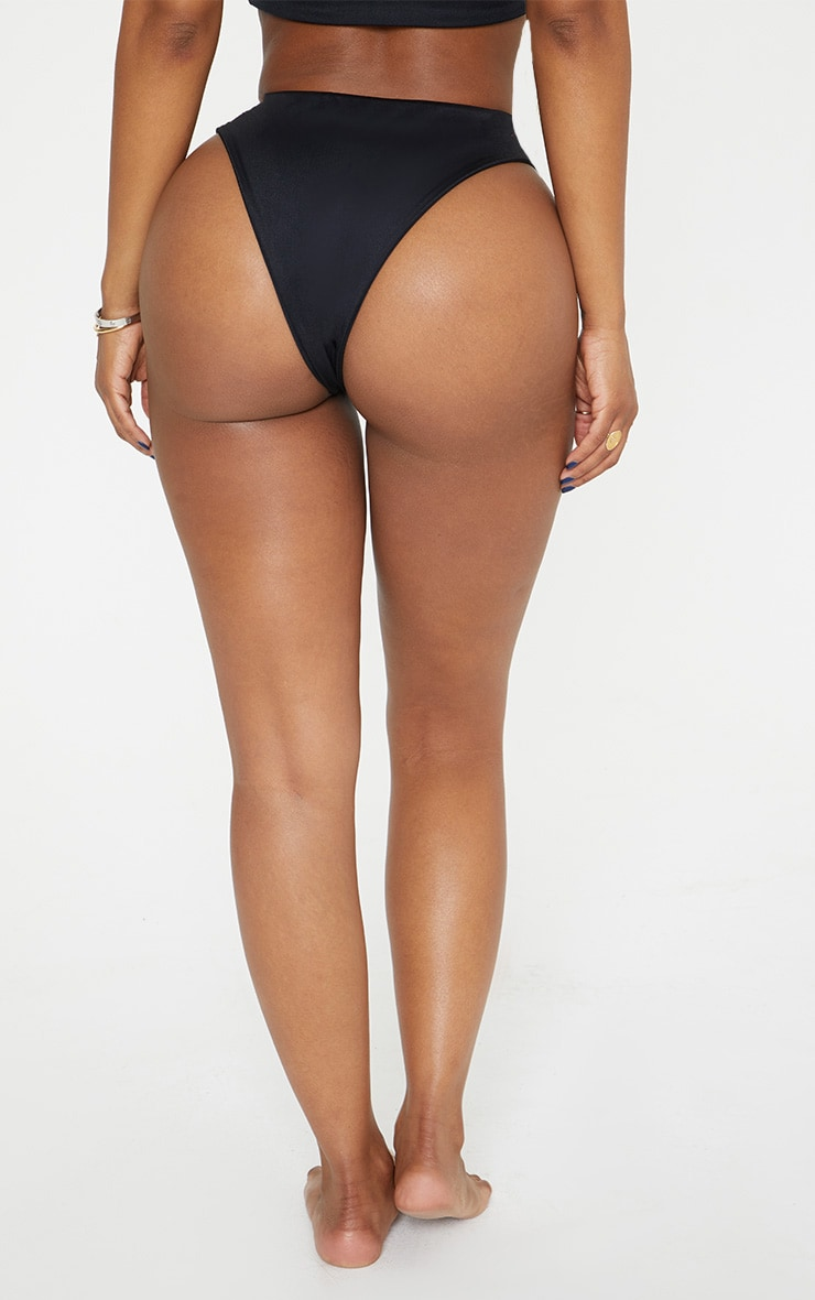Shape Black Bikini Bottom 6