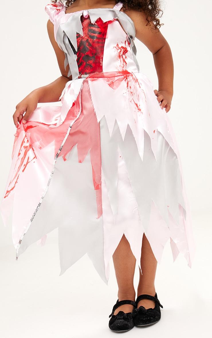 Zombie Princess Halloween Costume 5