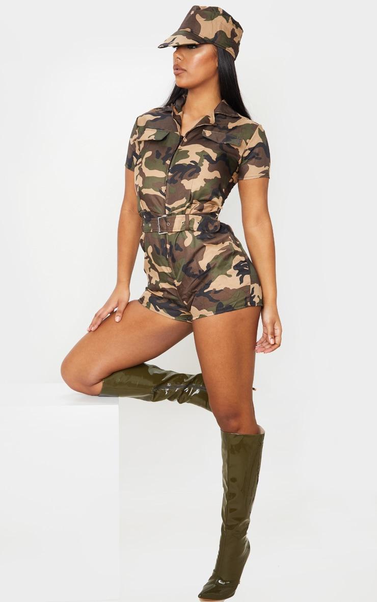 Premium Sexy Army Girl 3