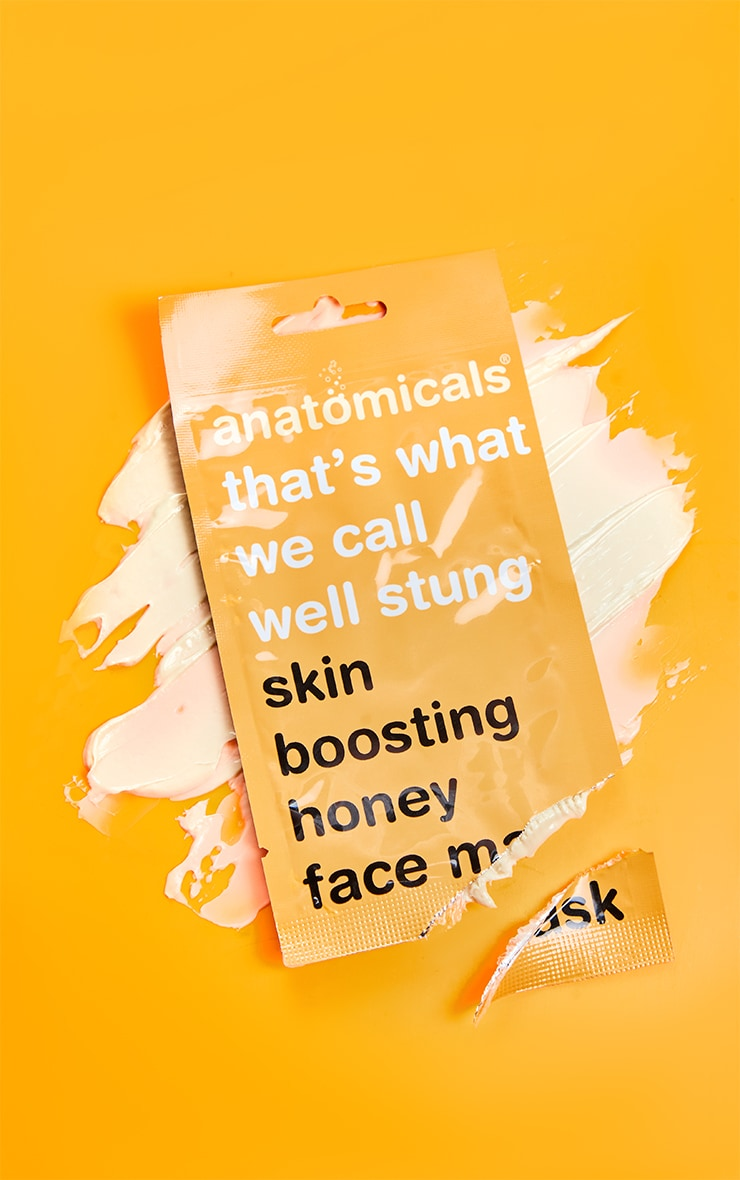 Anatomicals That's What We Call Well Stung Face Mask 1