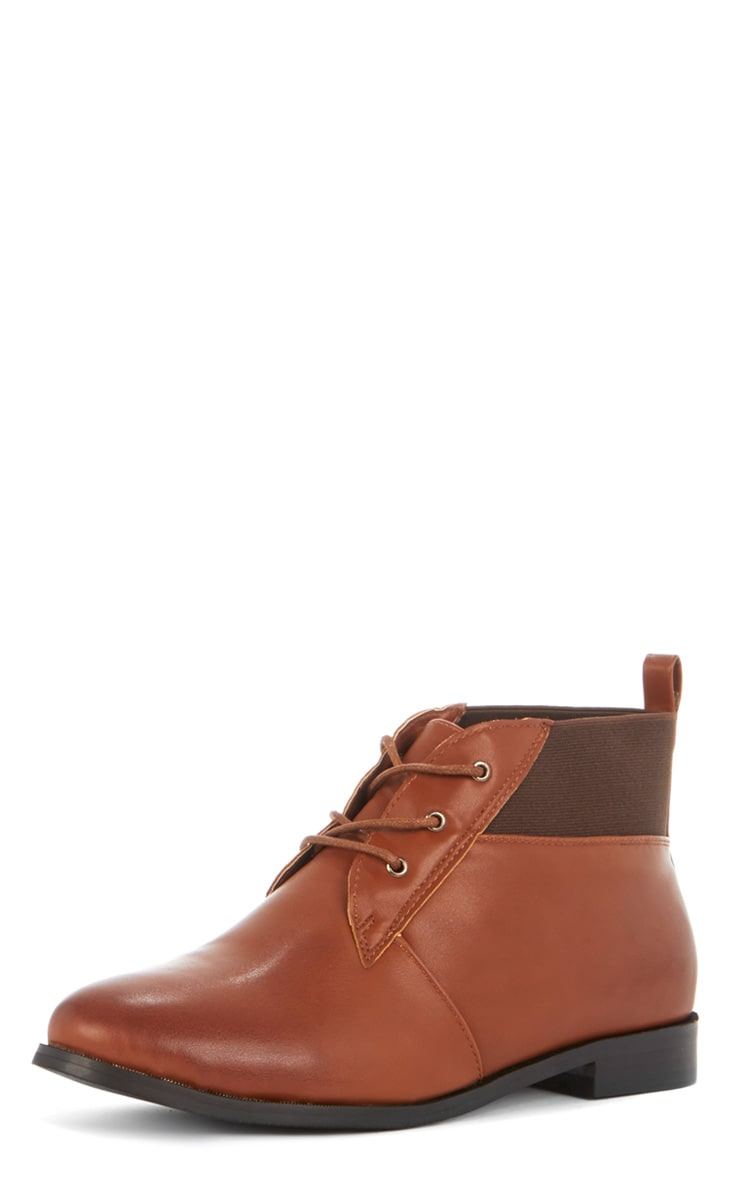 Zaya Tan Shoe Boot 2