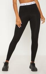 PRETTYLITTLETHING Black Leggings 2