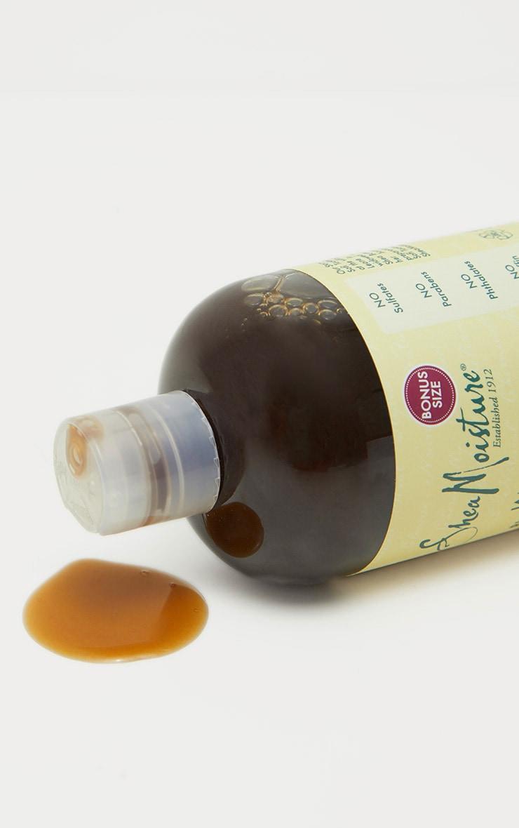Shea Moisture Jamaican Black Castor Oil Strengthen & Restore Shampoo 2