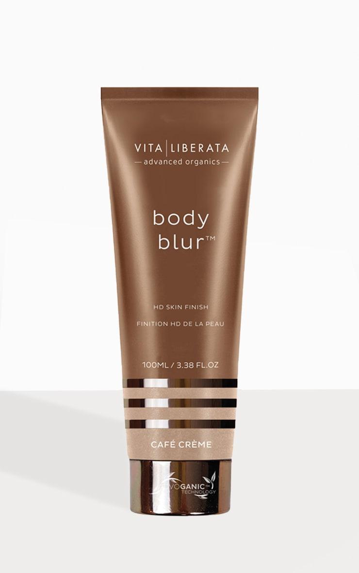Vita Liberata Body Blur HD Skin Finish – Café Crème 1