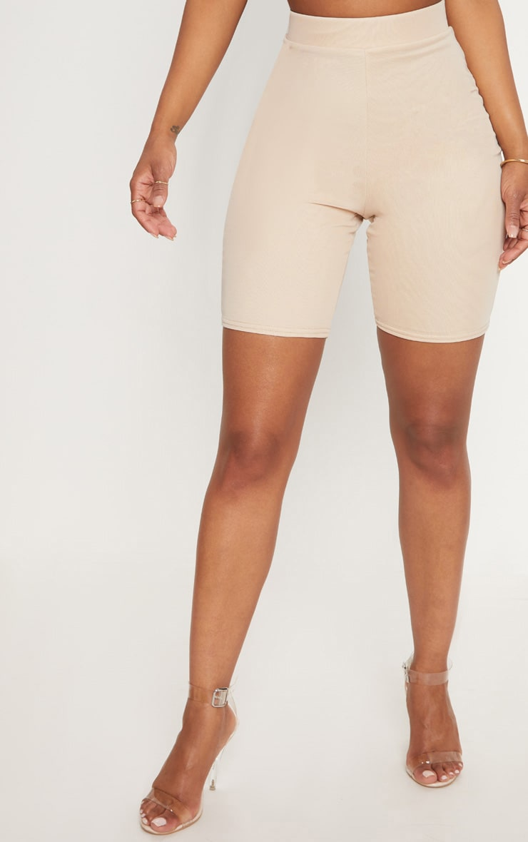 Shape Nude Mesh Cycling Shorts 2