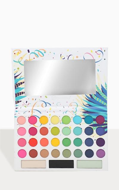 BH Cosmetics Take Me Back to Brazil 35 Colour Eyeshadow Palette