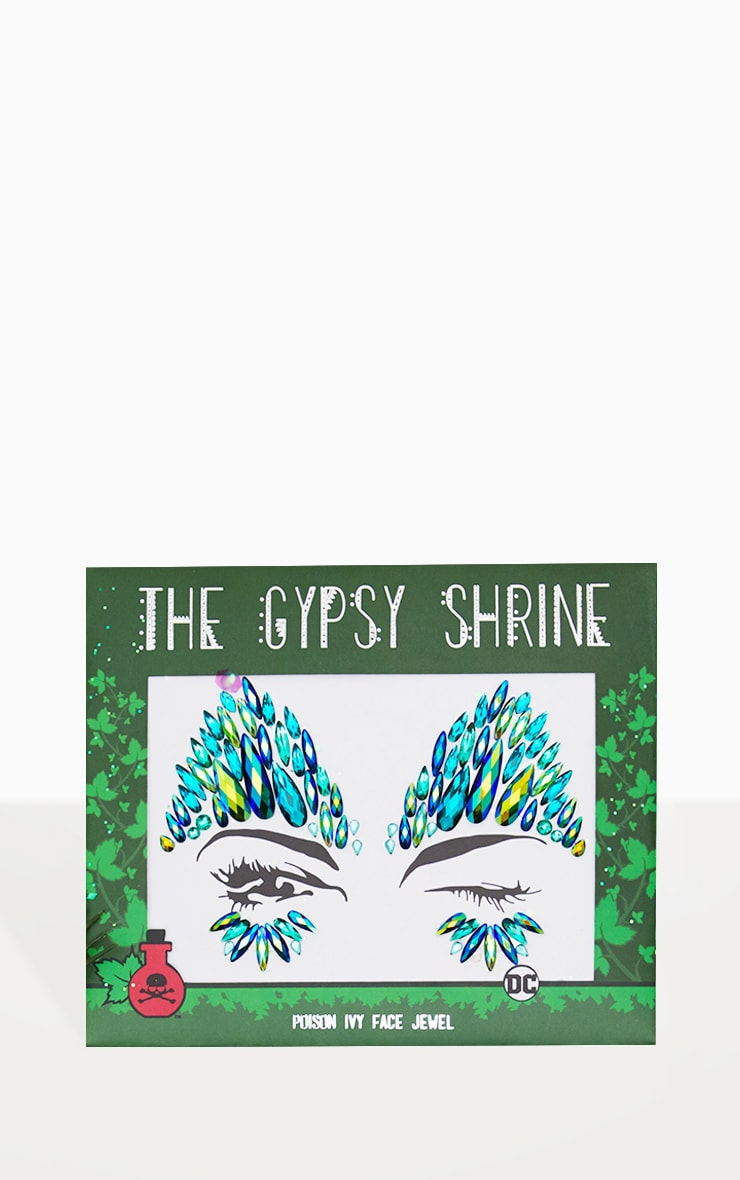 The Gypsy Shrine - Bijou tout-en-un Poison Ivy 1