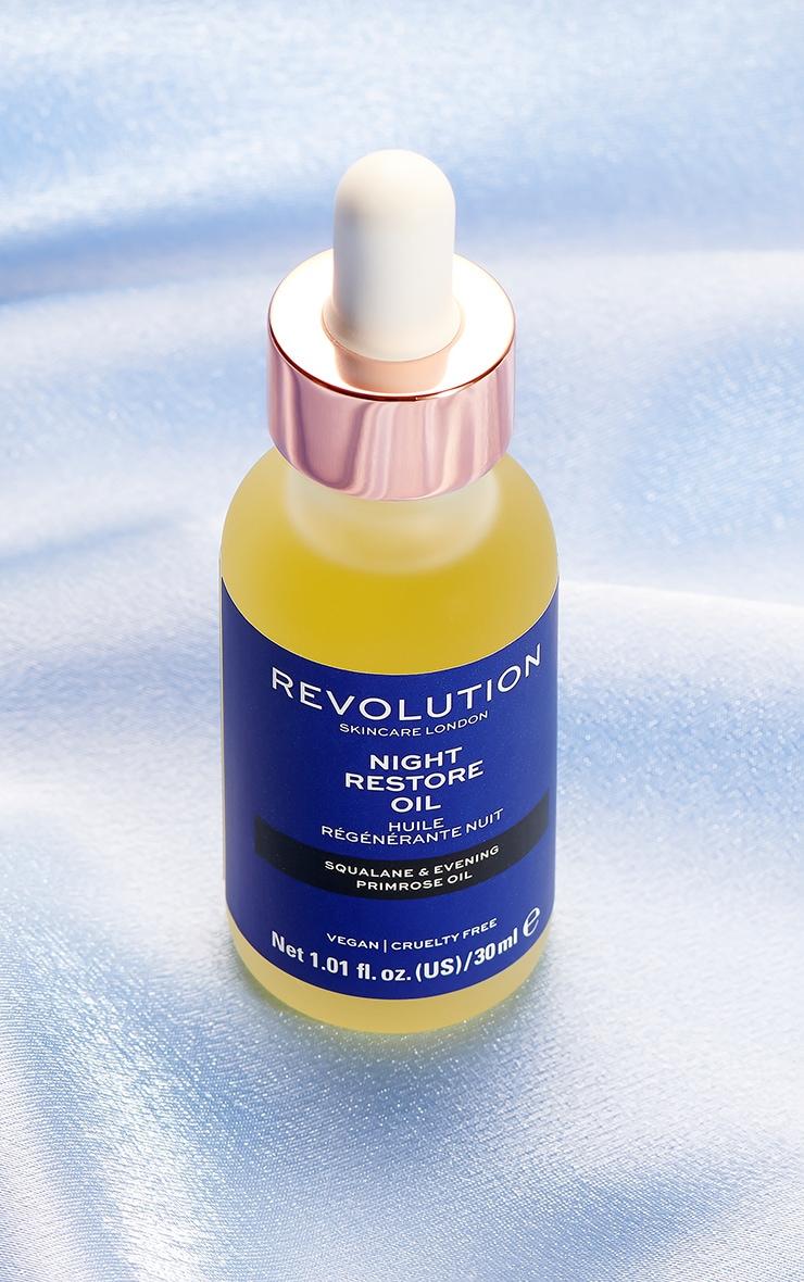 Revolution Skincare Night Restore Oil 2