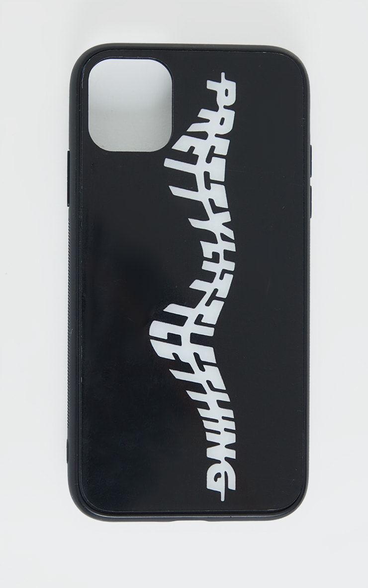 PRETTYLITTLETHING Black iPhone 11 Phone Case 2