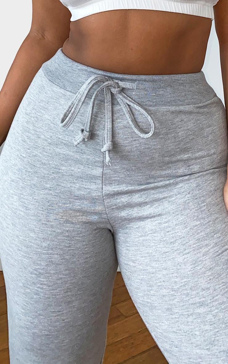 Plus Grey Ultimate Marl Sweat Joggers 4