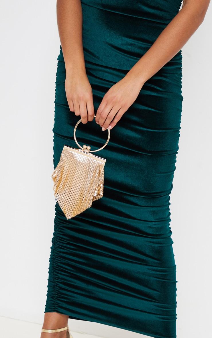 Gold Chain Mail Ring Handel Mini Grab Bag 1