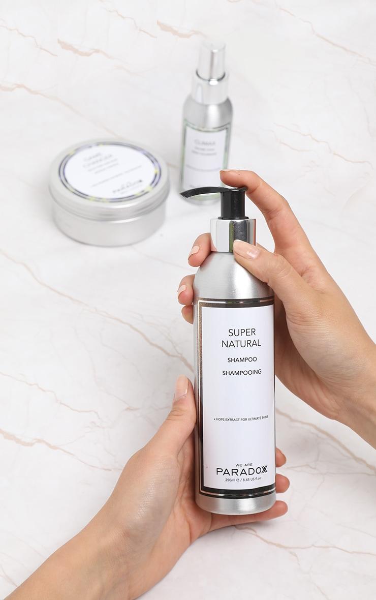 We Are Paradoxx Super Natural Shampoo 1
