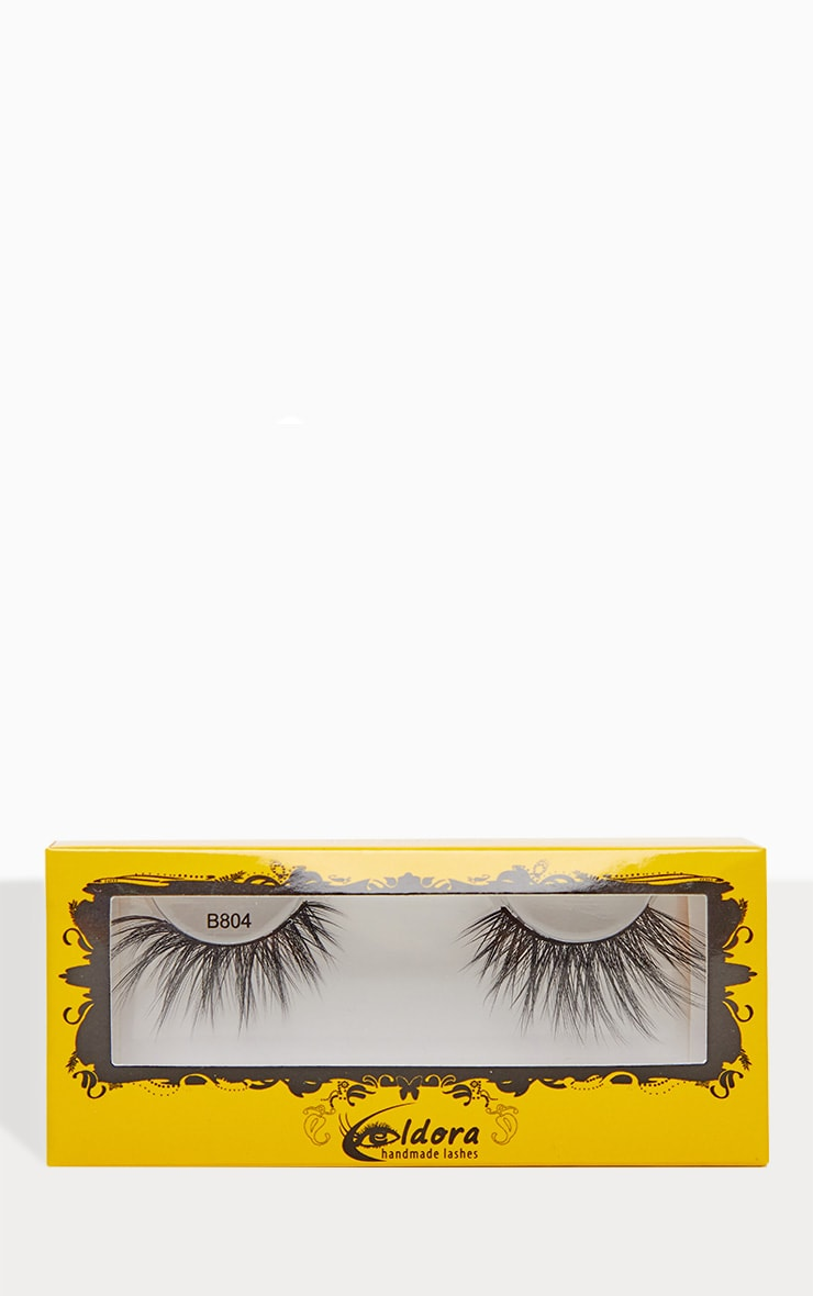 Eldora Halloween B804 Eyelashes 1