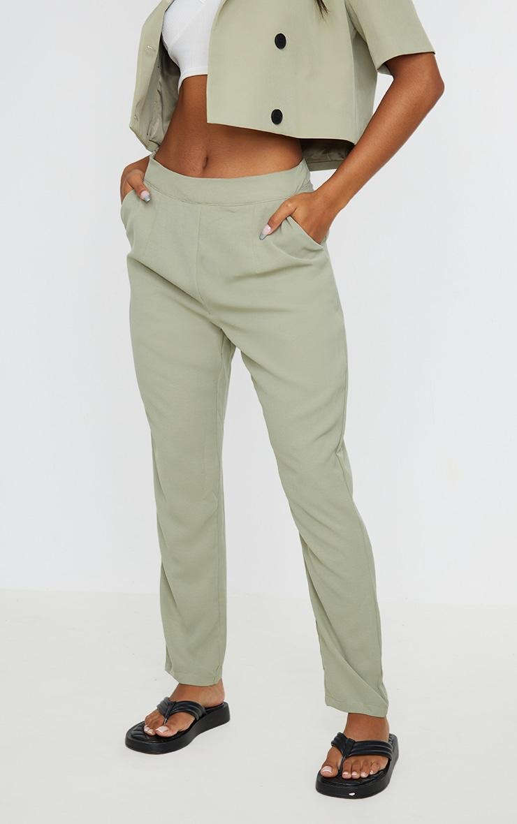 Sage Tailored Pants 2