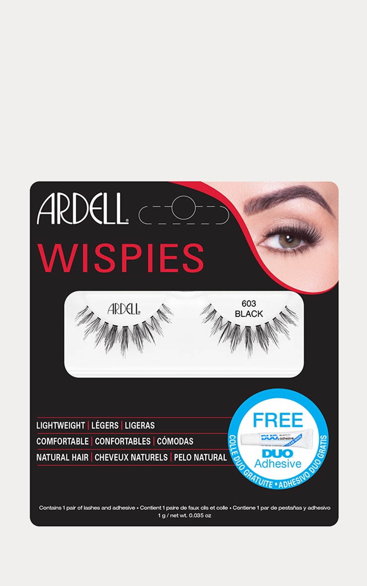 Ardell Wispies Clusters 603 Lashes