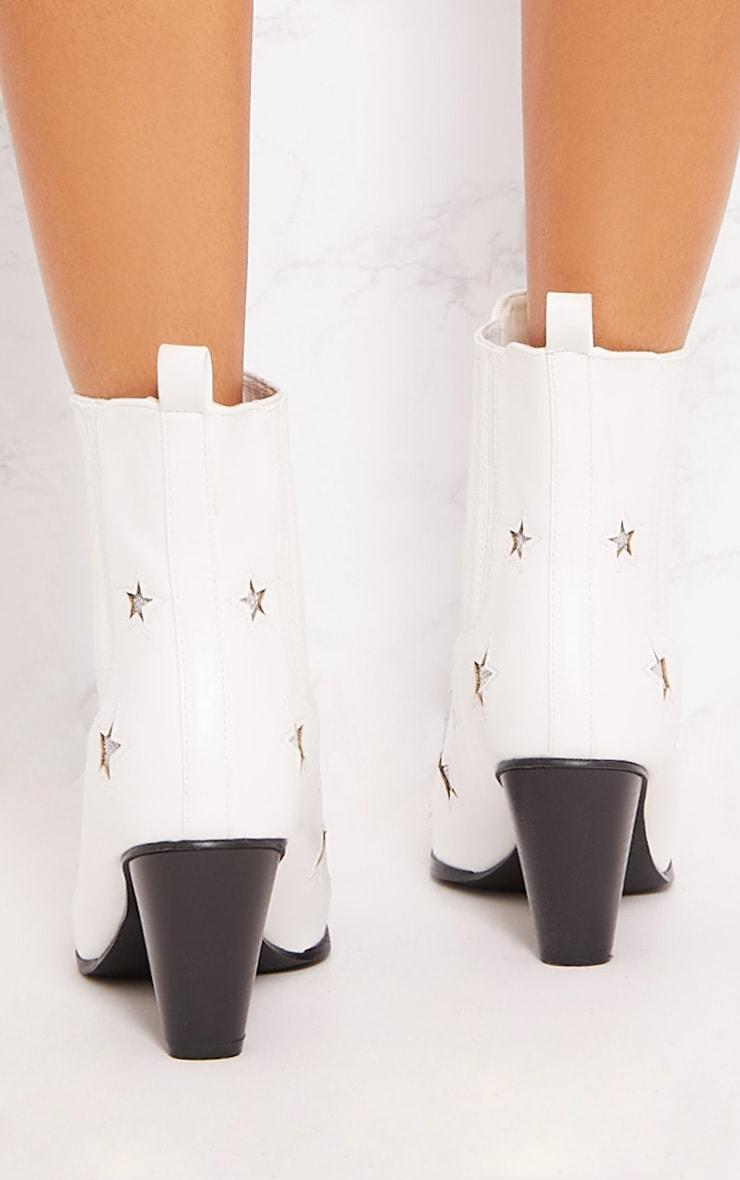 White Star Western Boot 4