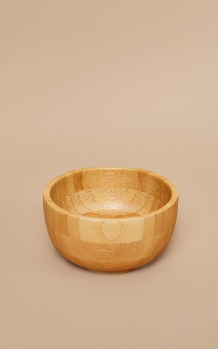 Bamboo Bowl 3