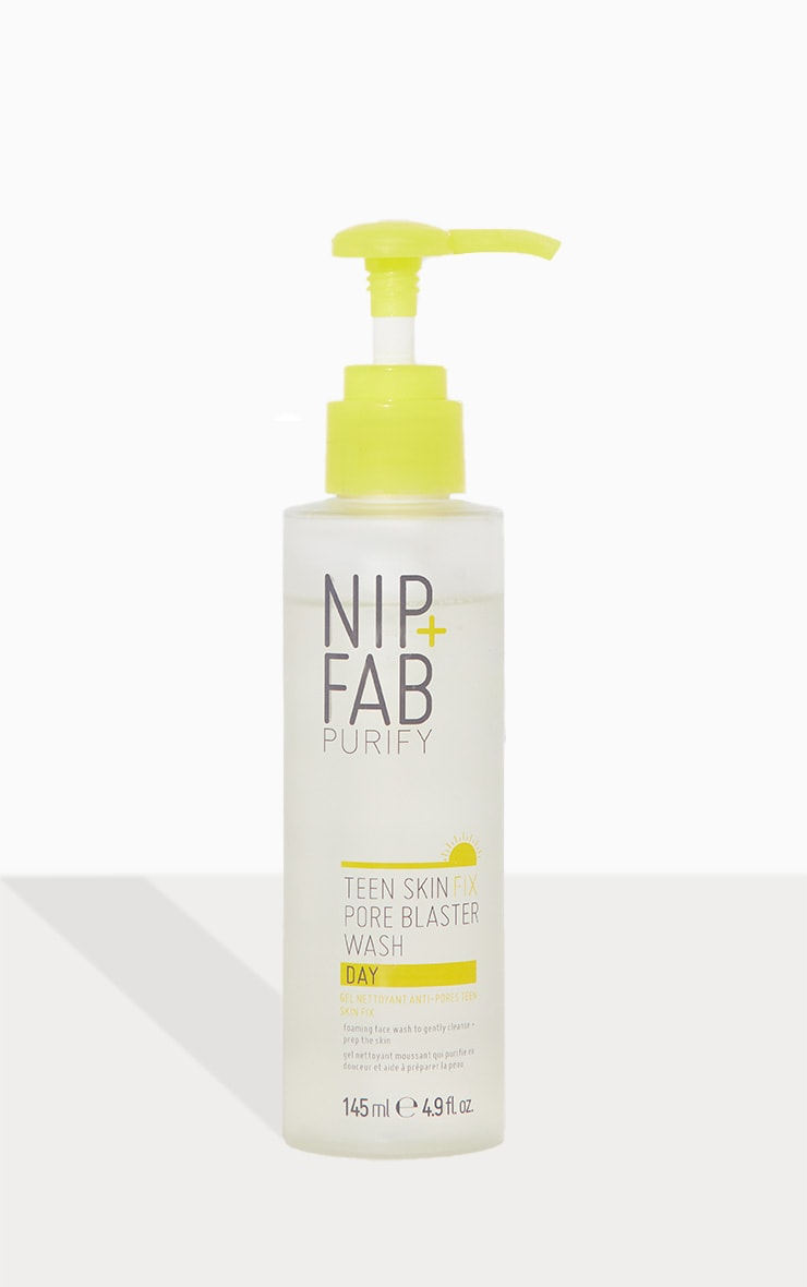 Nip & Fab Teen Skin Fix Face Wash - Day