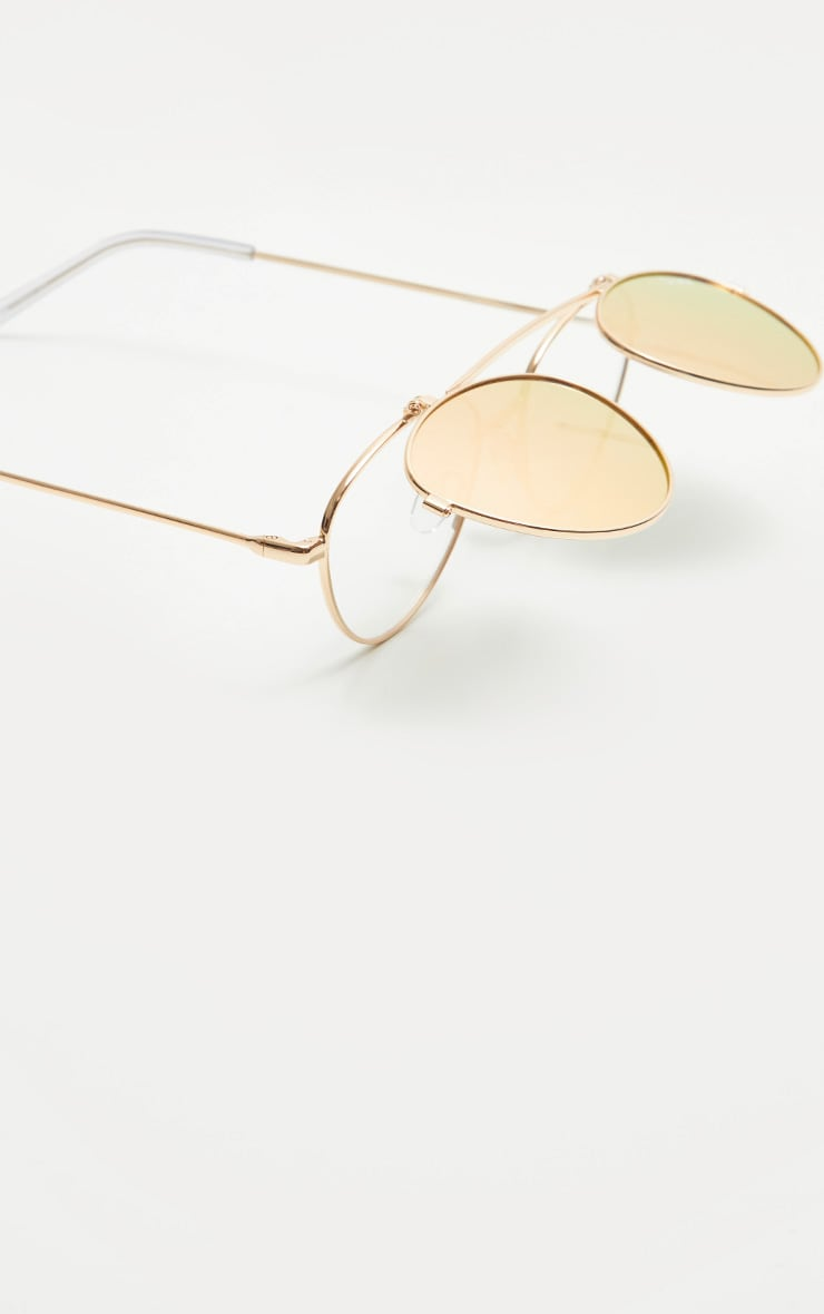 QUAY AUSTRALIA Rose  X Elle Ferguson  Collaboration Elle Sunglasses 3