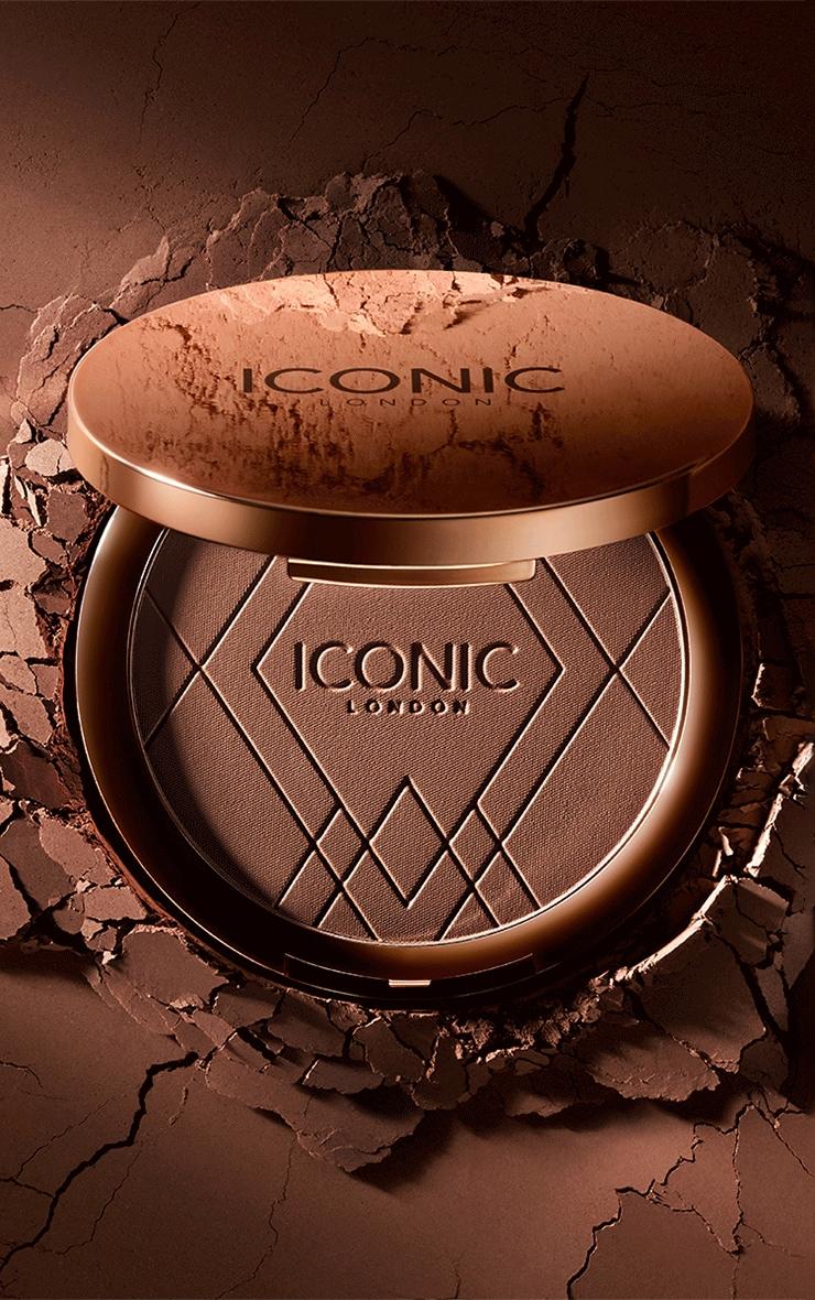Iconic London - Poudre bronzante ultime - Rich Bronze 1