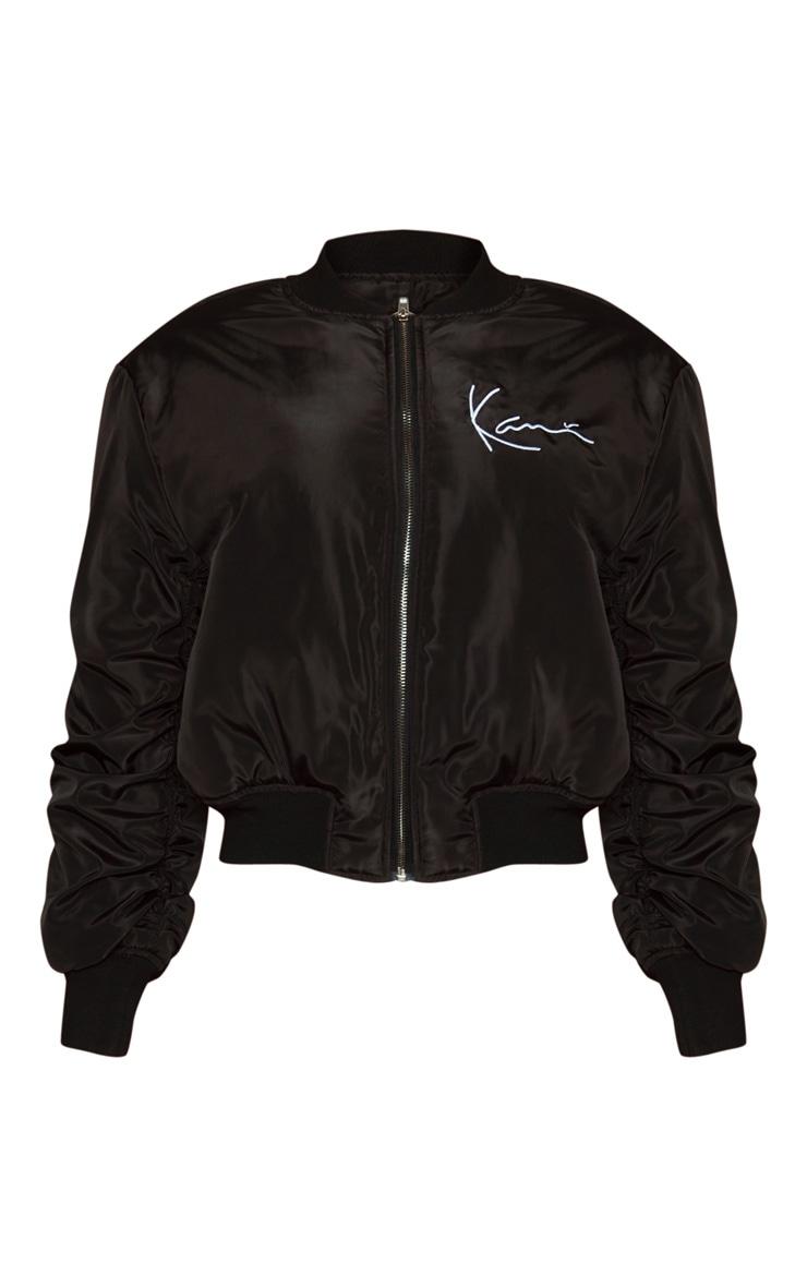 KARL KANI Black Jacket 4