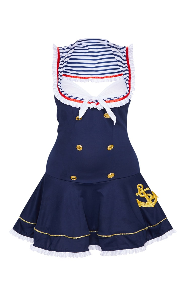 Premium Sexy Sailor Costume 5