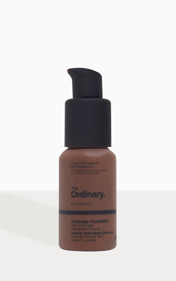 The Ordinary - Fond de teint couvrant 3.3N Intense 1