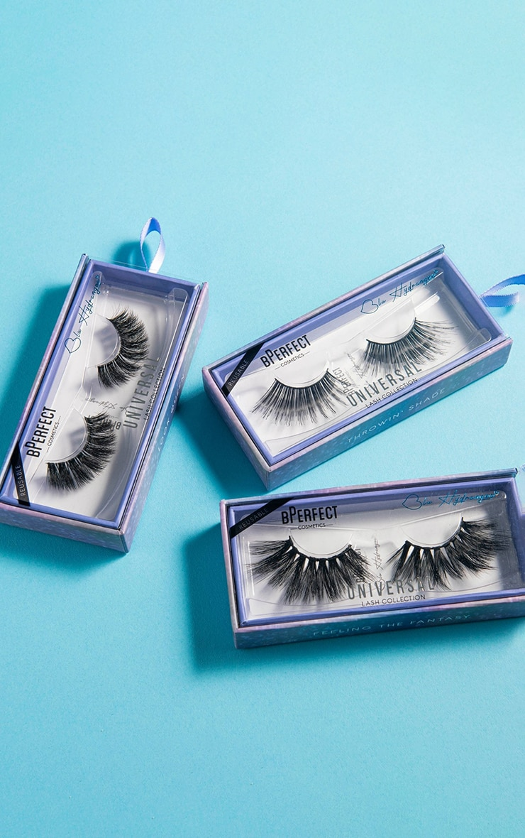 BPerfect x Blu Hydrangea Painted Collection Wearable Lash Look Queen 2
