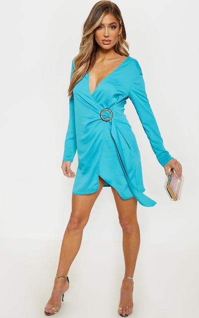 cd7e3f87cd71ed Blue Dresses   Shop Navy, Light & Pale Blue Dresses   PrettyLittleThing