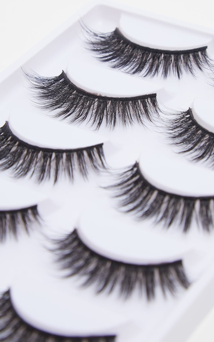 PrimaLash PRETTYLITTLETHING Exclusive 5 Pack Lashes 3