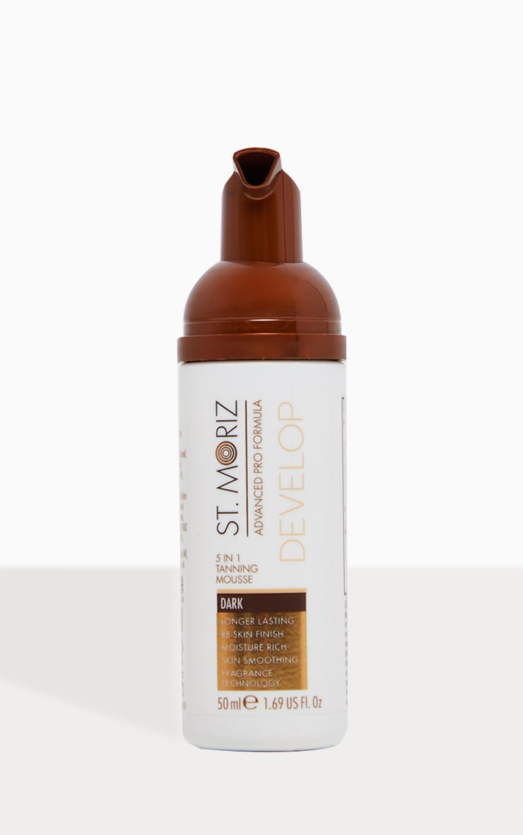 St Moriz Travel Advanced Professional Formula Tan Dark 50ml 1