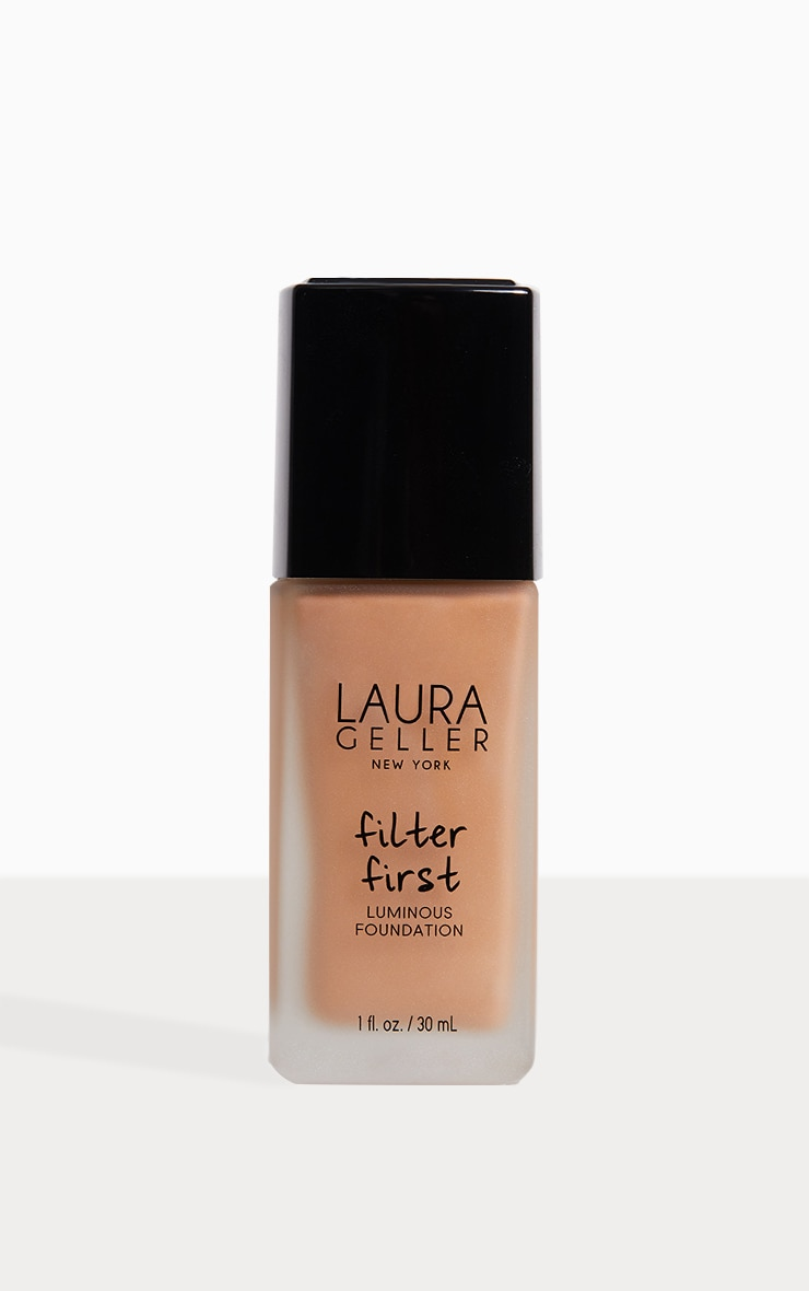 Laura Geller Filter First Luminous Foundation Medium
