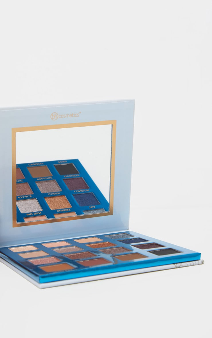 BH Cosmetics Love in London Eyeshadow Palette 3