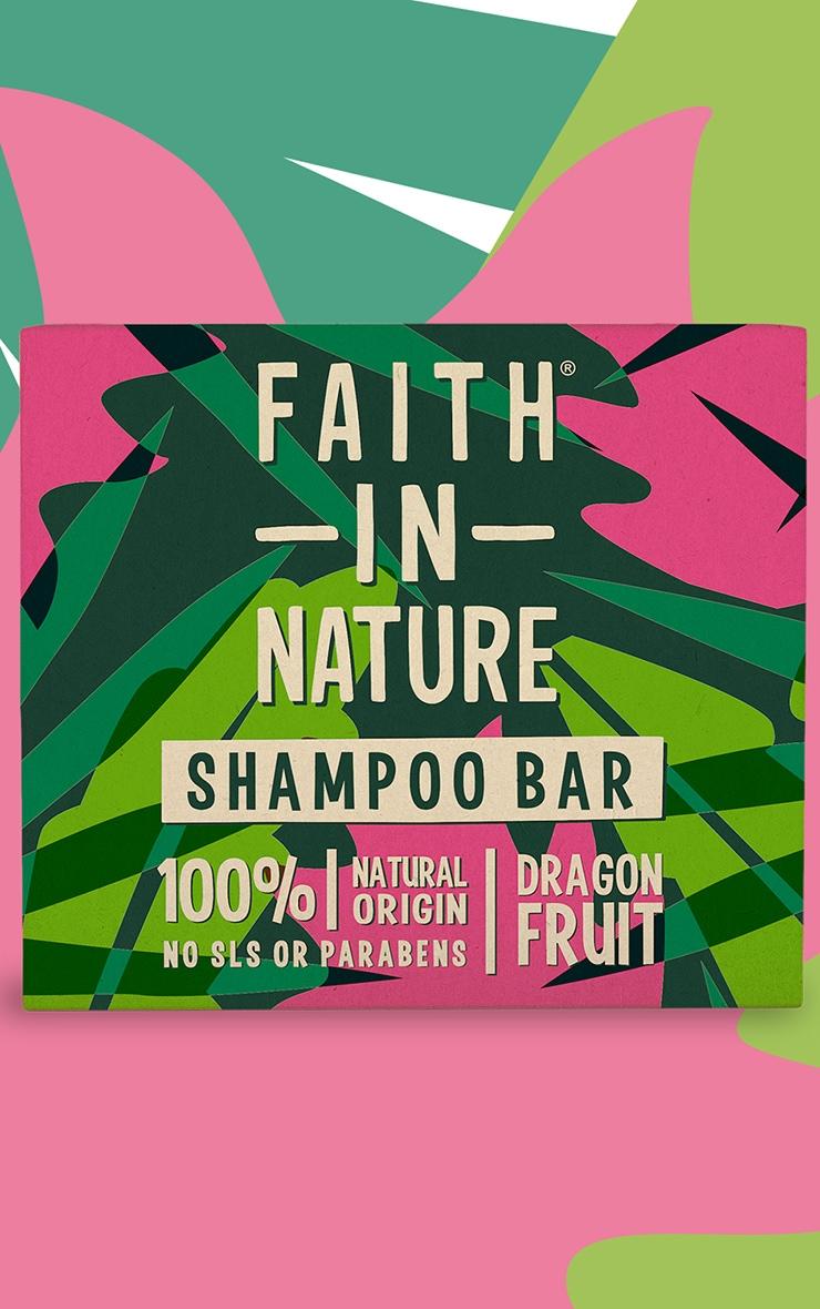 Faith In Nature Bar Shampoo Dragon Fruit 85g 1