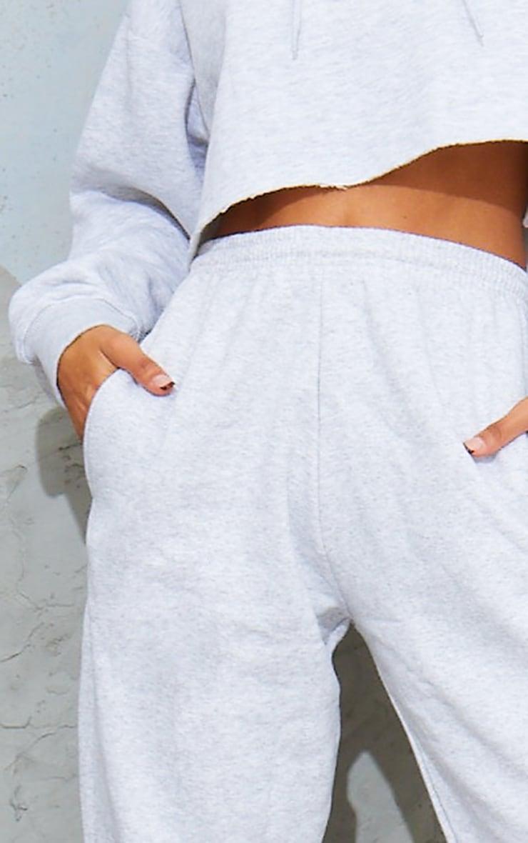 Ash Grey Sweat Pant Jogger 4