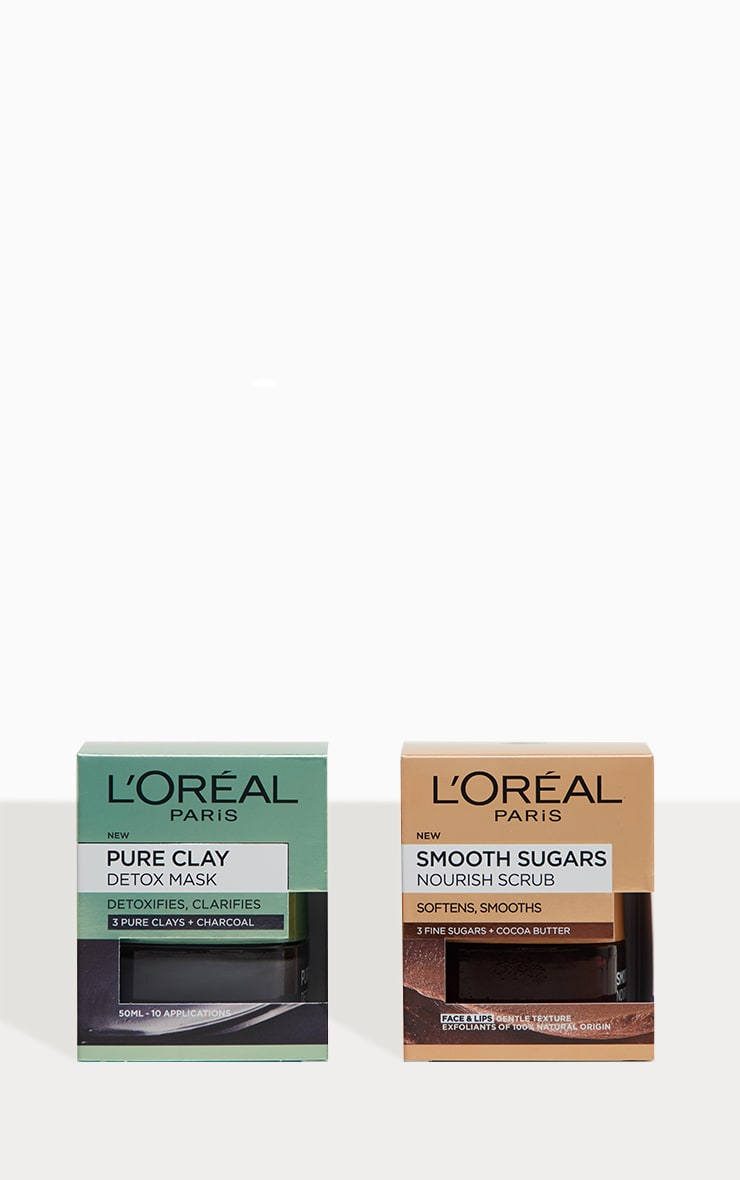 L'Oreal Paris Essential Detox Skincare Kit 2