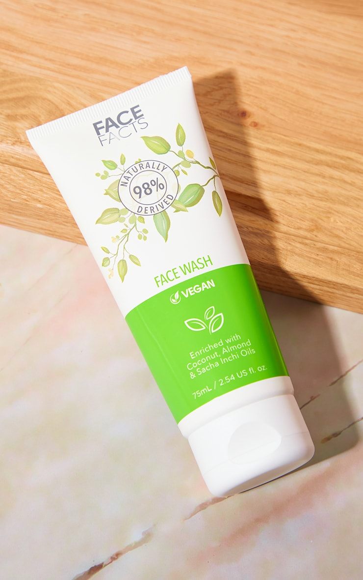 Face Facts Natural Face Wash 1