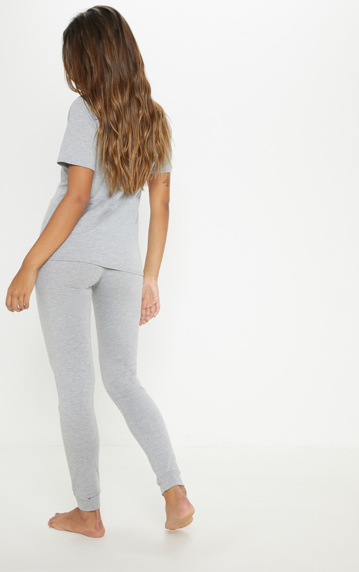 Winter-Lust Grey Pyjama Set 2