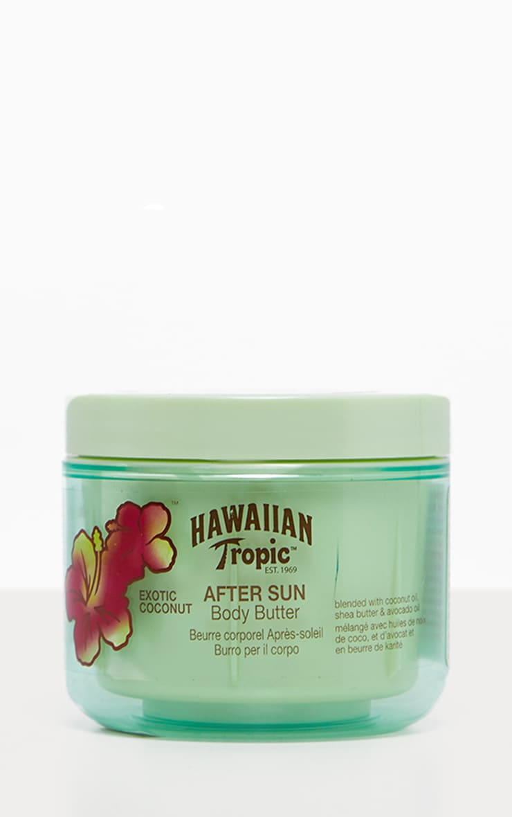 Hawaiian Tropic Exotic Coconut After Sun Body Butter 4