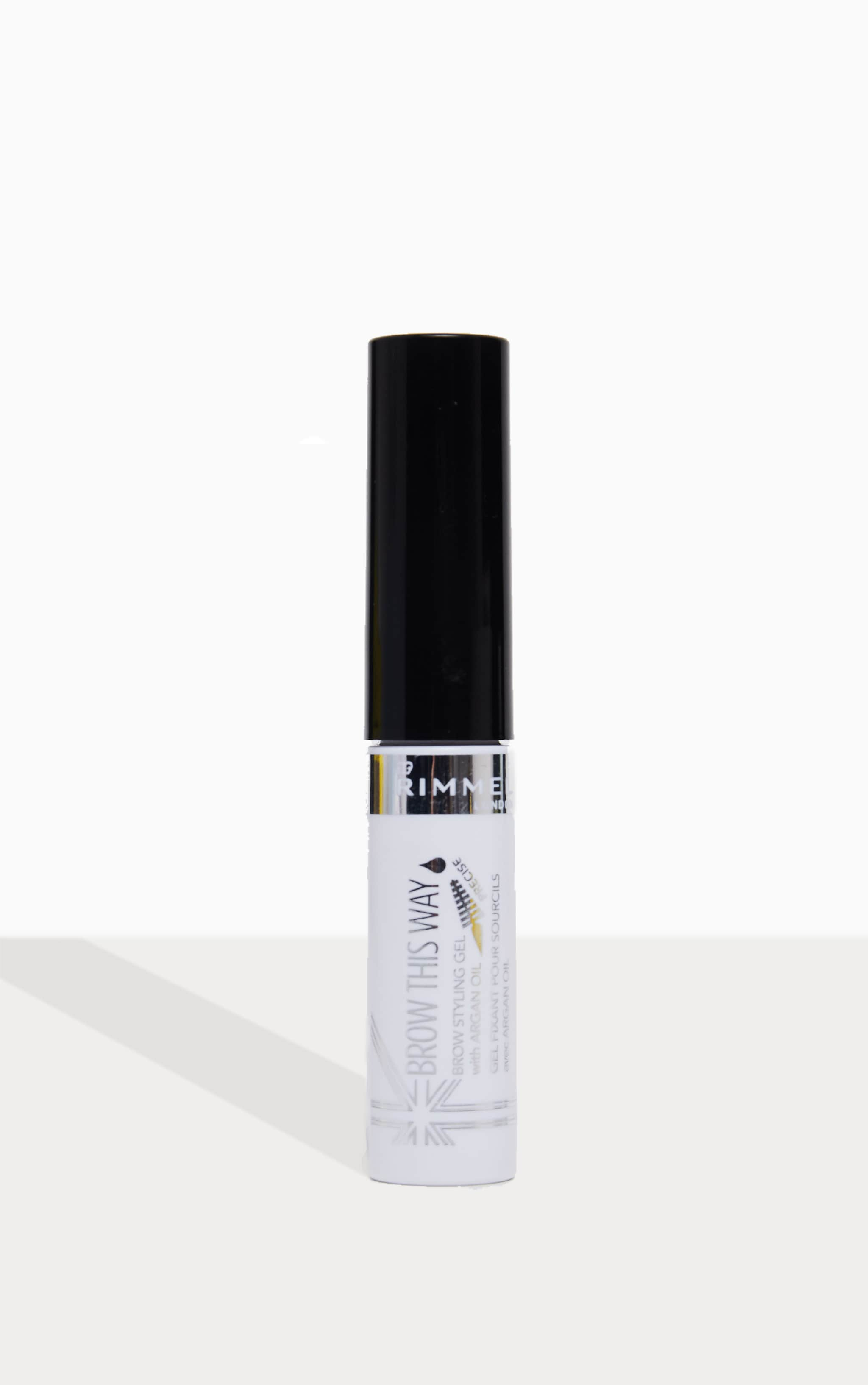 Rimmel Brow This Way Gel With Argan Oil 004 Clear 2