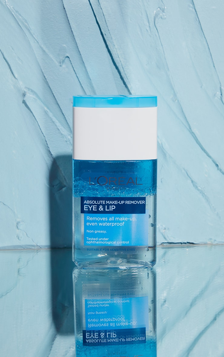 L'Oreal Paris Absolute Biphase Waterproof Make-Up Remover 1
