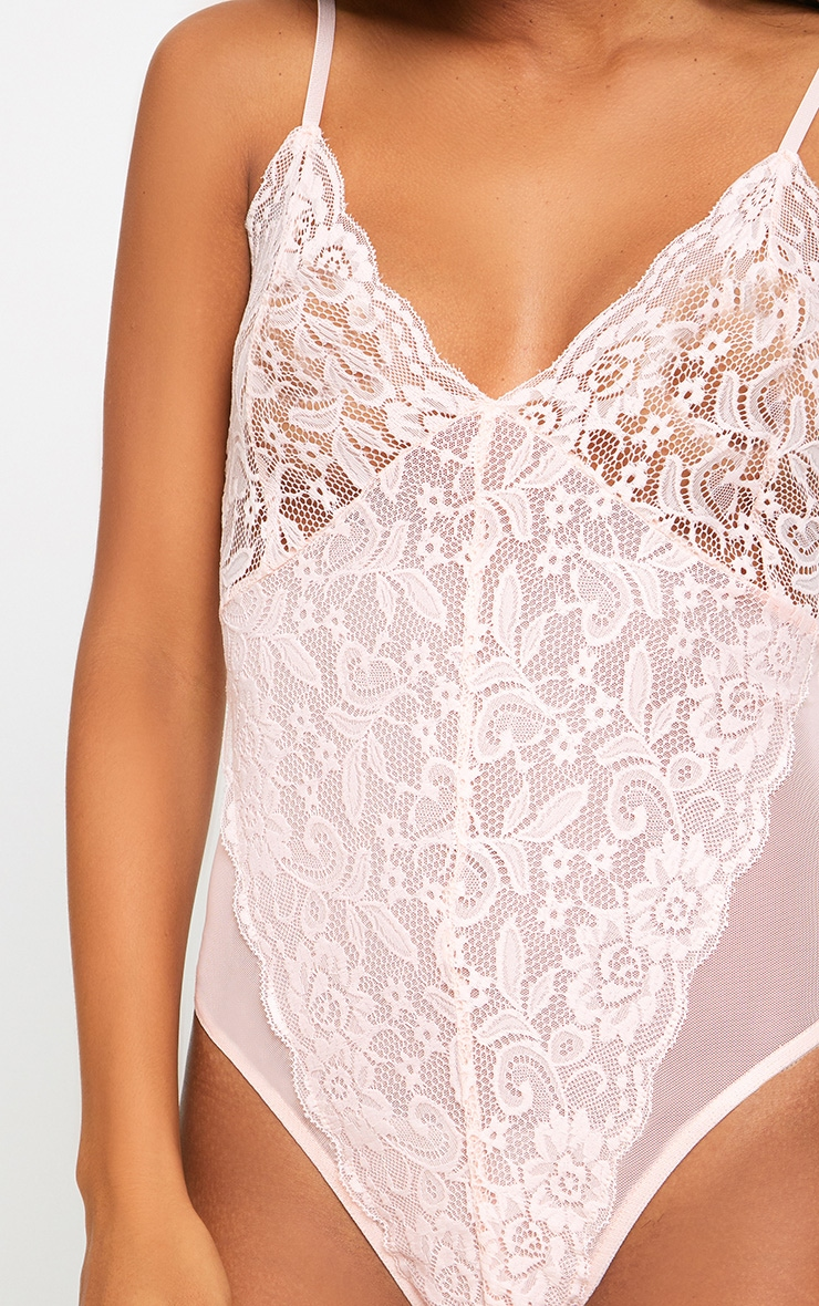Blush All Over Lace Body 2